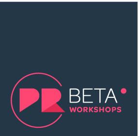 PRbeta Workshops