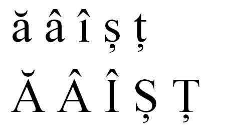 diacritice