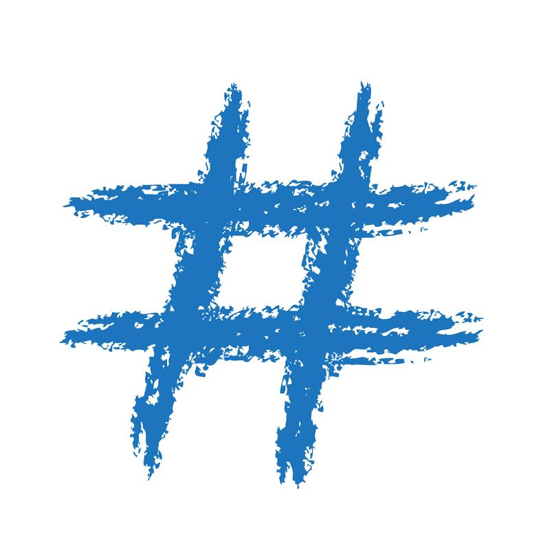 hashtag (2)